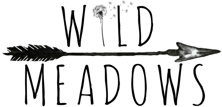 Logo for Wild Meadows that Adam Obringer created